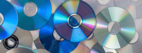 CD and DVD Printing