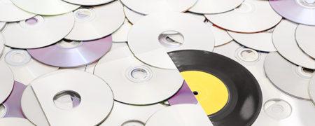 Shaped CDs